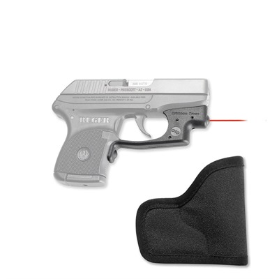 Crimson Trace Corporation Ruger~ Lcp~ Laserguard With Pocket Holster