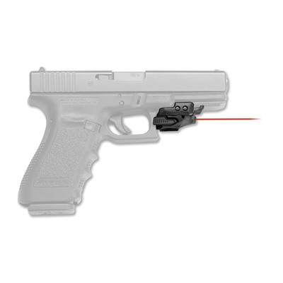 Crimson Trace Corporation Rail Master Universal Laser Sight - Rail Master Universal Red Laser
