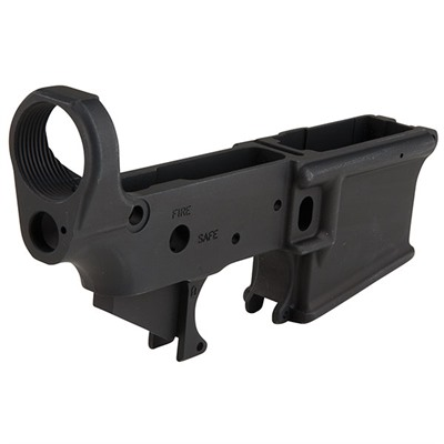 Ar-15 Stripped Lower Receiver