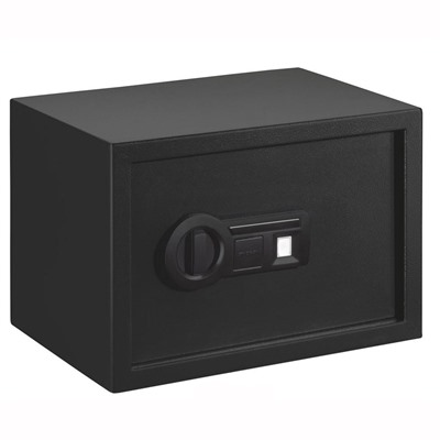 Stack-On Personal Safe With Biometric Lock - Personal Safe With Biometric Lock