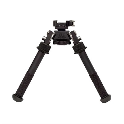 Atlas Bipod Picatinny Mount - V8 Bipod Quick Detach Picatinny Matte Black