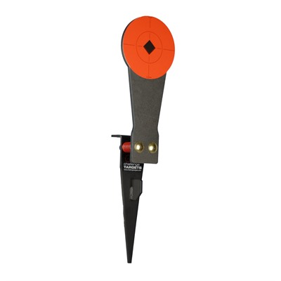 Stake-N-Shoot Steel Rifle Target & Colt Speed Plate
