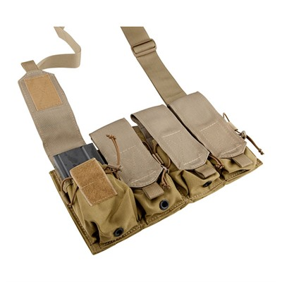Olongapo Outfitters Grab & Go Magazine Pouch - 7.62 Grab & Go Mag Pouch, Khaki