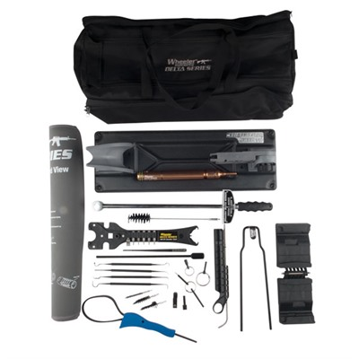 Wheeler Engineering Ar-15 Armorer's Kits - Ar Armorer's Professional Kit