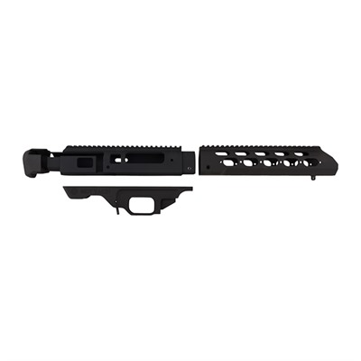 Rifle Chassis - Savage 10/11/12/16 Chassis Black