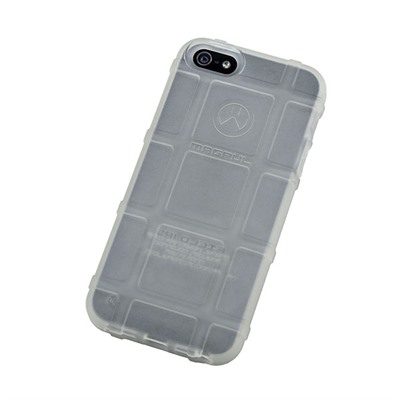 Iphone® 5 Field Case - Iphone 5 Field Case, Clear