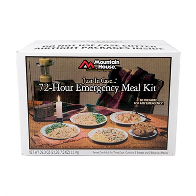 Just In Case 72 Hour Kit