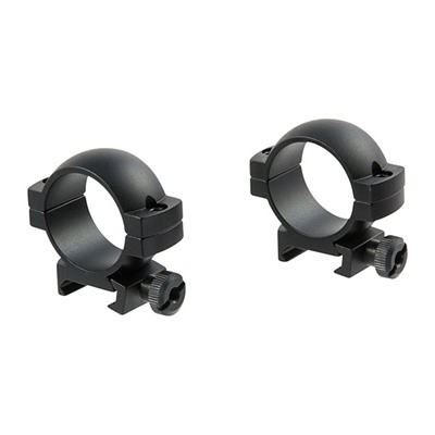 Hunter Scope Rings - Hunter Rings 30mm Low (.75  )