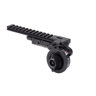 Optimizer Horizon Adjustable Scope Base