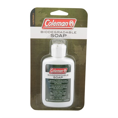 Coleman Biodegradable Soap