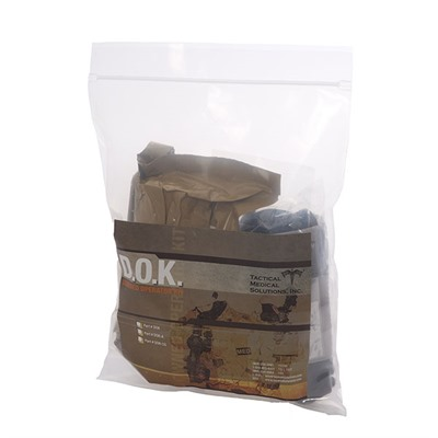 Tac Med Solutions Tactical Medical Solutions Trauma Kits: Downed Operator - Downed Operator Kit