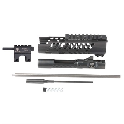 Ar-15 Gas Piston Conversion Kit - Ar-15  Gas Piston Conversion Kit Pistol  Black