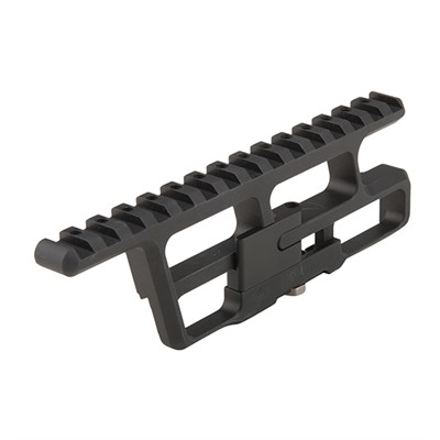 Ak47/Akm Optic Mount System - Romanian M10 Full-Length Rail