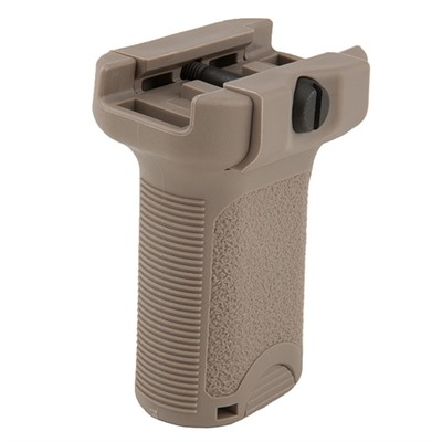 Picatinny Bcmgunfighter Short Vertical Grip - Picatinny Bcmgunfighter Short Vertical Grip Polymer Fd