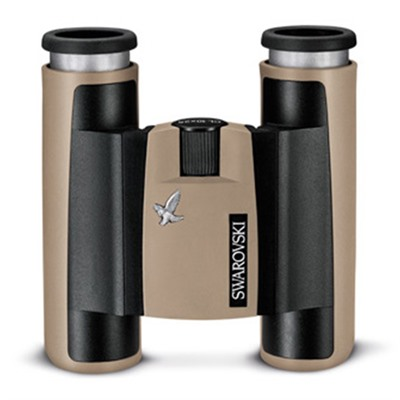 Swarovski Cl Pocket Binoculars - Cl Pocket 8x25mm Sand/Brown Binoculars