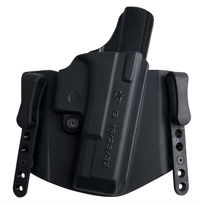 The Flatline Concealment Holster - The Flatline-Glock 19/23/32