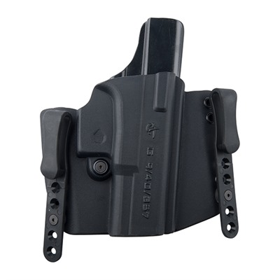 The Flatline Concealment Holster - The Flatline-Glock 9/40/357 Slide