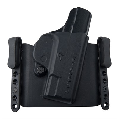 The Flatline Concealment Holster - The Flatline-S&W M&P Shield