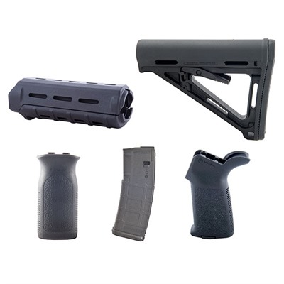Buy Magpul Ar15/M16 Moe Carbine Furniture Set + Pmag