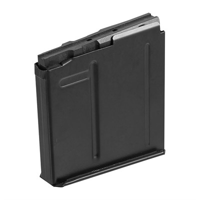 Accuracy International Long Action Ax 5rd Magazine .338 Lapua - Long Action Ax Magazine .338 Lapua 5rd Steel Black