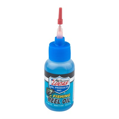 Lucas Oil Products Fishing Reel Oil