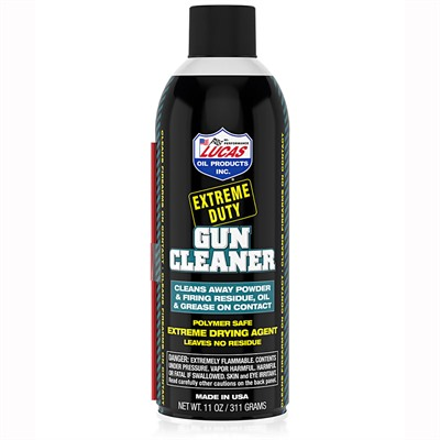 Lucas Oil Products Gun Cleaner