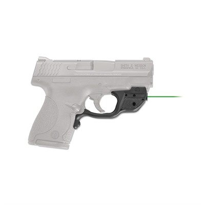 Crimson Trace Corporation S&W Shield 9/40 Laserguard S&W M&P Shield Green Laserguard