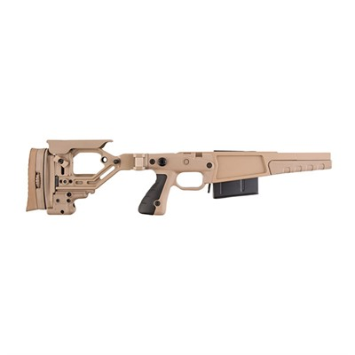 Rem 700 .338 Lapua Ax Stage 2 Stock Chassis - Rem 700 .338 Lapua Ax Stage 2 Stock Chassis Polymer Fd