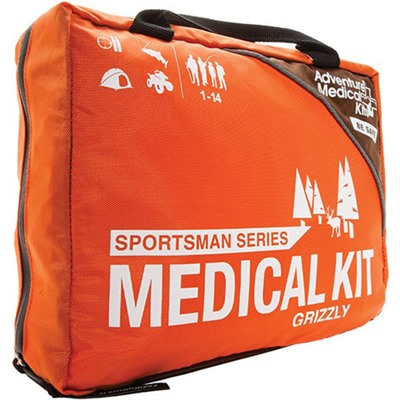 Grizzly Series First Aid Kit