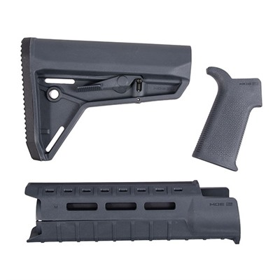 Magpul Ar-15 Moe Sl Furniture Set M-Lok Polymer - Moe Sl Furniture Set M-Lok Carbine Gray