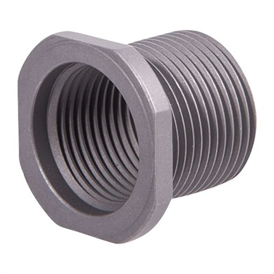 Precision Armament Thread Adapter 9/16-24 To 5/8-24 - Thread Adapter 9/16-24 To 5/8-24 Stainless Steel