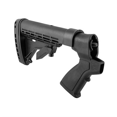 Phoenix Technology, Ltd Mossberg 500 Kicklite Tactical Buttstocks - Kicklite Tactical Buttstock, Mossberg 500 12ga