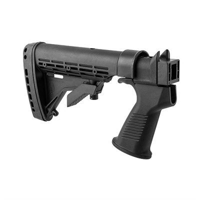 Phoenix Technology, Ltd 100-016-007 Kicklite Tactical Buttstock, Saiga