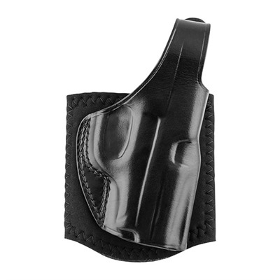 Ankle Glove Holsters - Ankle Glove Sig Sauer P239 9mm-Black-Right Hand