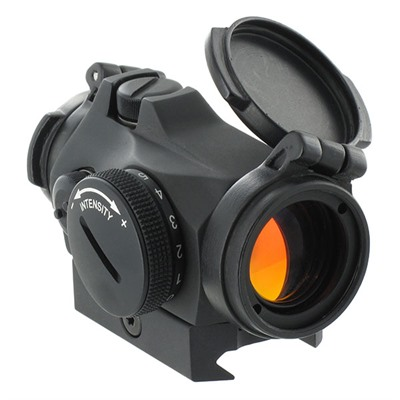 Micro T-2 Sight - Micro T-2 2 Moa Sight W/Picatinny Low Mount