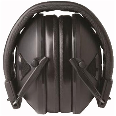 Peltor Tactical 100 Electronic Earmuffs - Peltor-Tactical 100 Electronic Muffs