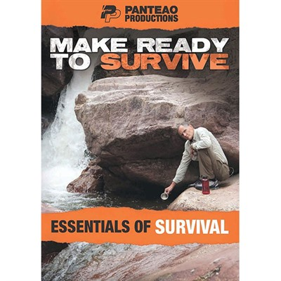 Make Ready To Survive-Essentials Of Survival