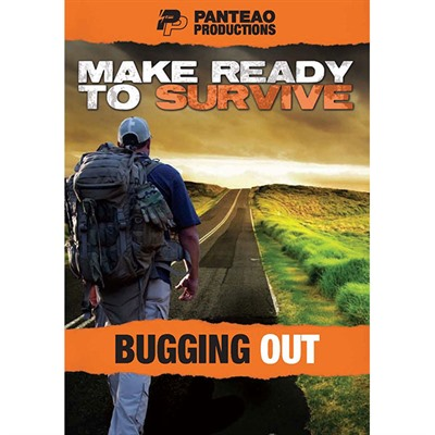 Panteao Productions 100-016-483 Make Ready To Survive: Bugging Out