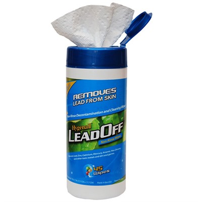 Hygenall Corporation Leadoff Wipes