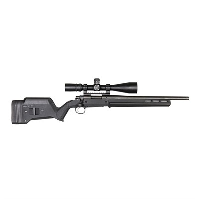 Magpul Rem 700 Sa Hunter Stock Adjustable - Rem 700 Sa Hunter Stock Adj Polymer Blk