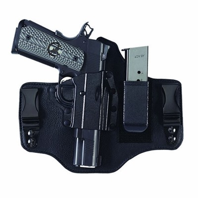 "Kingtuk 2 Holsters - Kingtuk 2 1911 3 1/2""-Black-Right Hand"