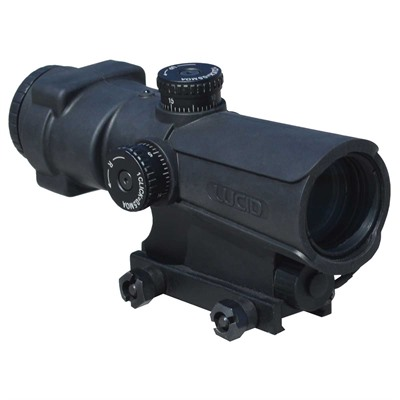P7 4x Rifle Scope