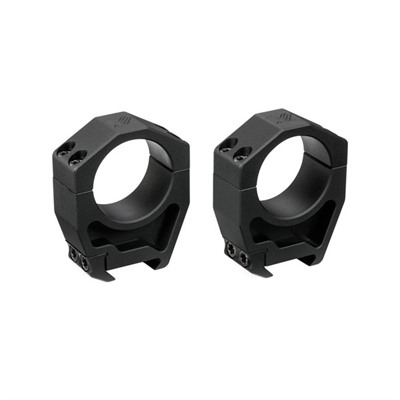 Vortex Precision Matched Riflescope Rings - 34mm 1.45