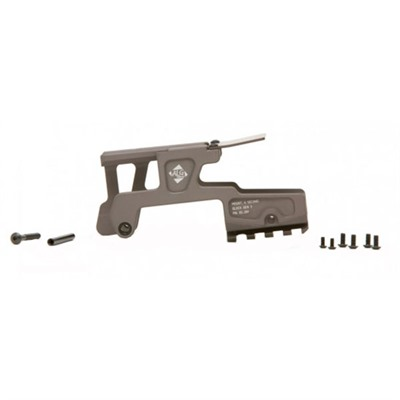 6-Second Mount For Glock® - 6-Second Mount - Gray