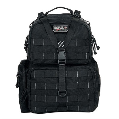 G.P.S. 100-017-548 Tactical Range Backpack