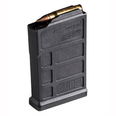 Magpul Short Action Aics 10rd Pmag Ac Magazine 308 Winchester - Short Action Aics Pmag Ac Magazine 308 Win 10rd Polymer Blk