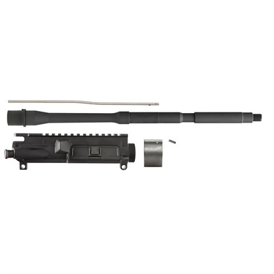 "Ar-15 Stripped Ds4 Upper - Ar-15 16"" Ds-4 Upper W/ Lpgb - No Barrel Nut"