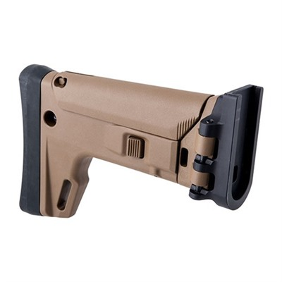 Kinetic Development Group Fn Scar 16 Adaptable Stock Folding - Fn Adaptable Stock Folding  Brown