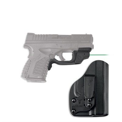 Crimson Trace Corporation Springfield Xd-S Laserguard With Blade-Tech Iwb Holster