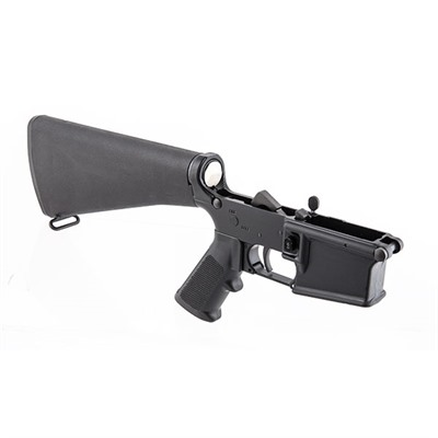 Ar-15 .223 A2 Fixed Stock Lower Receiver
